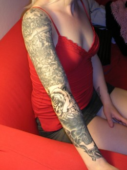 full sleeve tattoos photo