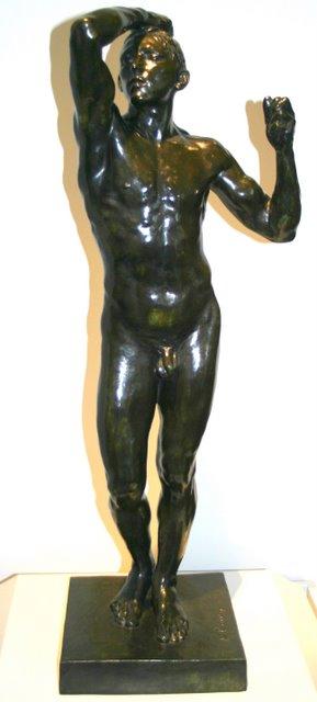 Rodin Sculpture, Leland Stanford,Junior/Cantor Art Center   deedsphoto
