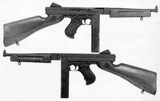world war 2 guns. World War II: Why Thompson