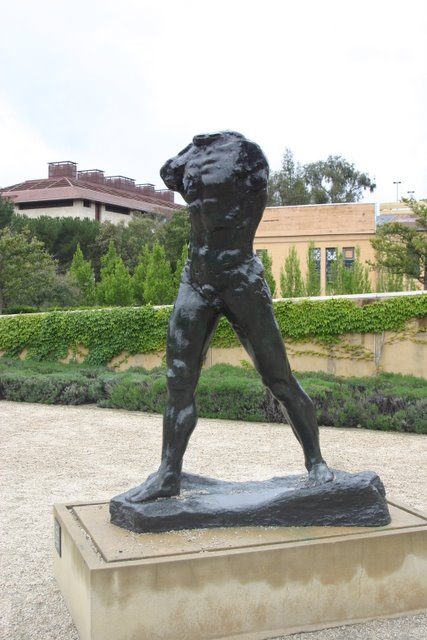 Auguste Rodin Sculpture, Leland Stanford, Jr. Museum deedsphoto