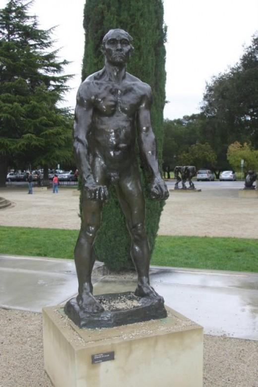 Rodin, Leland Stanford, Jr. Museum deedsphoto