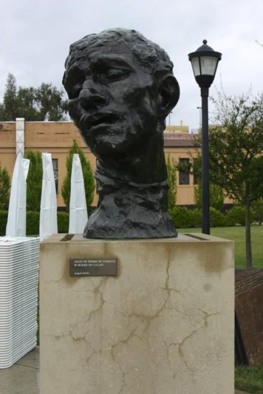 Rodin sculpture, Leland Stanford, Jr., Museum   deedsphoto