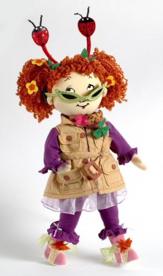 Fancy Nancy Explorer Doll