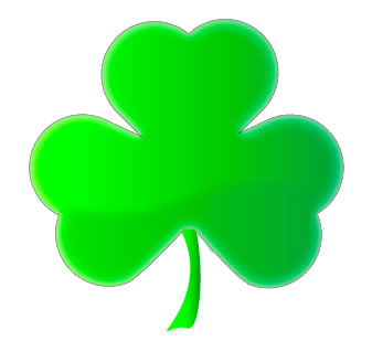 Shamrock -- One of Irelands symbol