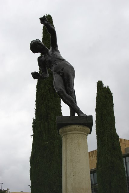Rodin, Leland Stanford, Jr., Museum deedsphoto