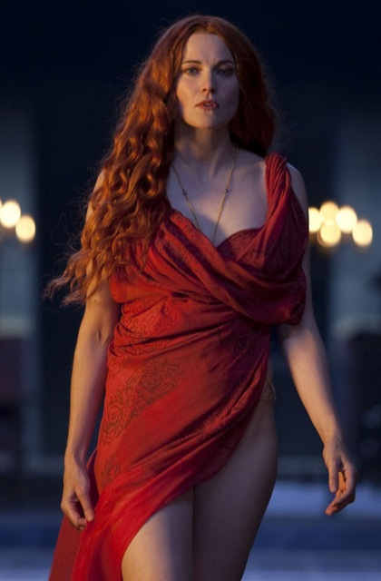 Red Hot Lucy Lawless