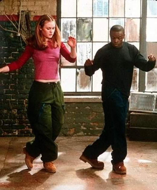 Julia Stiles in Save The Last Dance