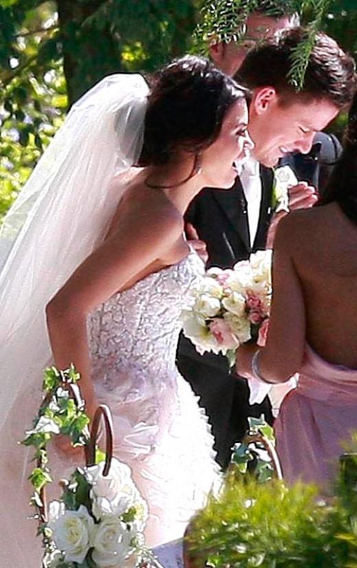 Channing Tatum's Wedding