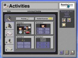 Rosetta's teaching platform
