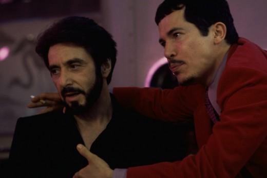 Al Pacino and John Leguizamo (Carlito's Way)