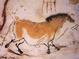 Cave Painting captured herb use.