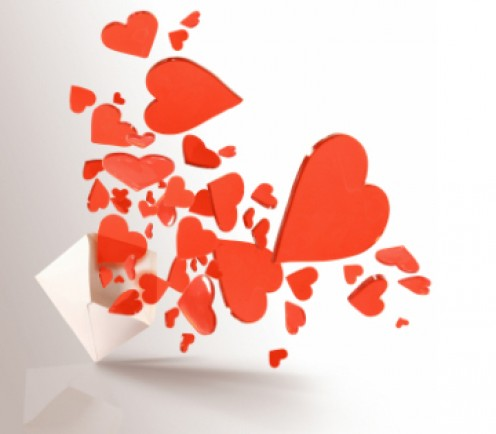 love letters. Pour out your soul in a love letter