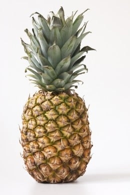 Bromelain, an enzyme derived from pineapples!