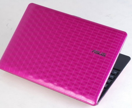 Asus EEE PC in Pink