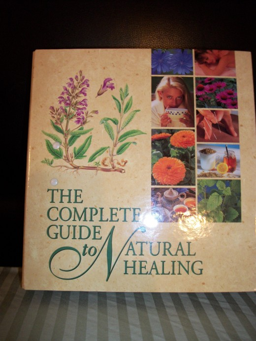 The Complete Guide to Natural Healing, personal photo.