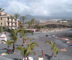 Playa de San Juan is a resort on Tenerife's southwest coast