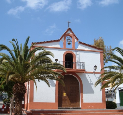 Playa de San Juan Church