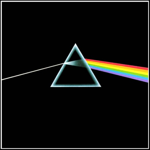 """Money"" is on Pink Floyd's 1973 album, The Dark Side of the Moon. On the original vinyl, the song opened side two."