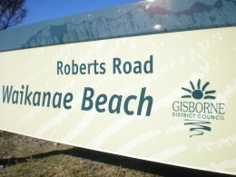 Waikanae,Gisborne