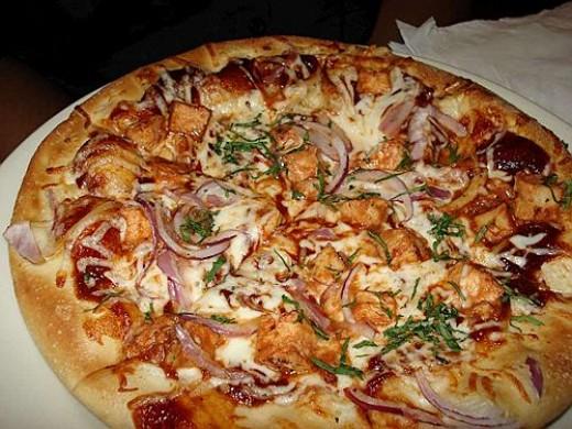 California Pizza Kitchen Frozen Pizza Instructions california pizza kitchen copycat recipes: bbq chicken pizza