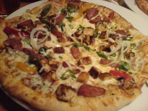 California Pizza Kitchen Copycat Recipes Cajun Pizza