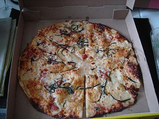 California Pizza Kitchen Oil