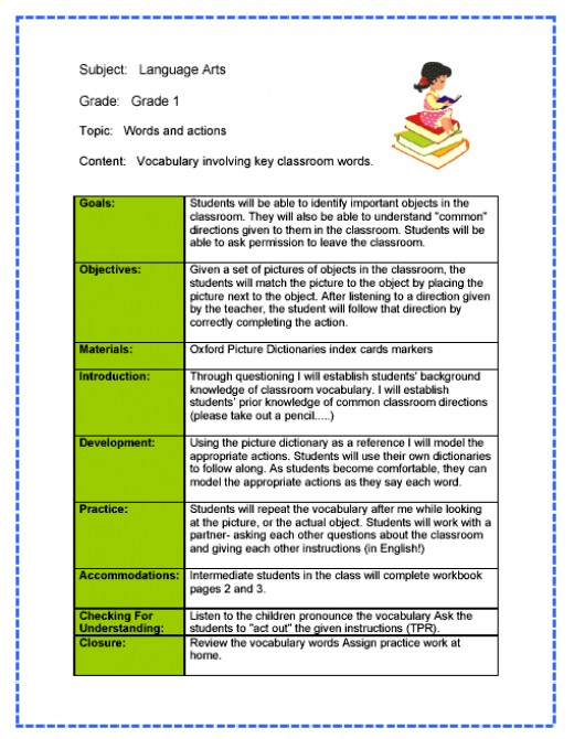 theory in action lesson plan View notes - educ 701 theory in action lesson plan due 03final from educ 701 at liberty running head: theory in action lesson plan (800-1000 words) name: jamala wilson date: 03/03/2013 i.