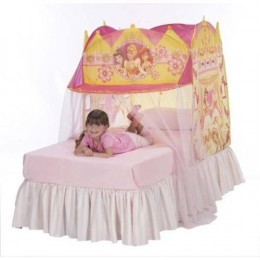 Disney Princess Hide Out Bed