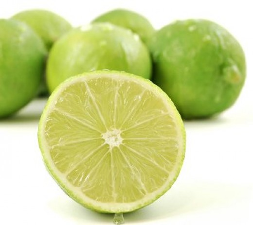 Lime with sugar and water is best when you have hangover