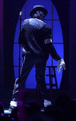 Famous Billie Jean Performance