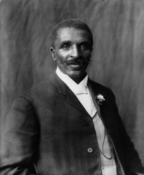 George Washington Carver - 1906