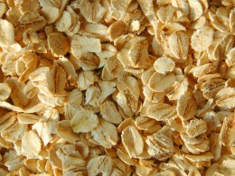 Have poison ivy? Soak in an oatmeal bath!