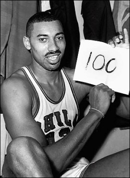 March 2nd, 1962--the night Wilt scored 100 points
