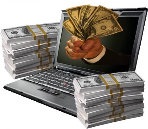 Работа в интернете продавцом