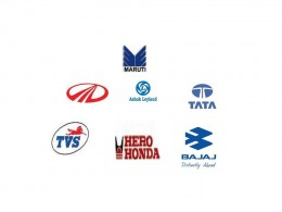 Indian auto brands