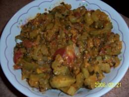 Karela Masala Recipe