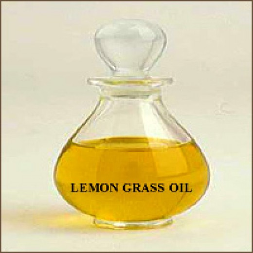 Benefits of citronella lemongrass oil