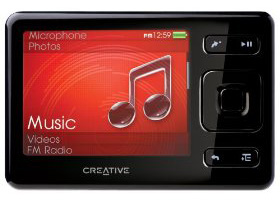 Zen - Buy mp3 players online