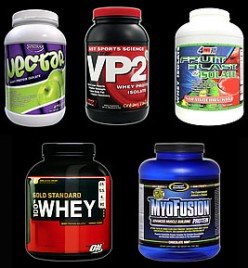 Whey Protein Isolate - Part 7 - Top 5 Supplements & Conclusion