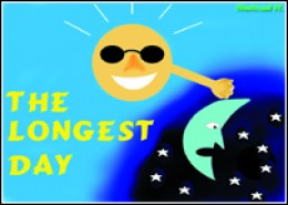 of the world june 21 is the first day of summer and the longest day of
