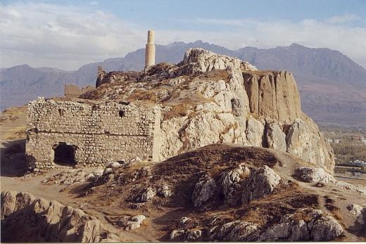 Tushpa (Van)-the Capital of the Urartu.