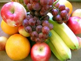 Fresh fruit is good start for diet