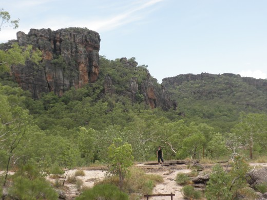 Kakadu Park is magnificent.