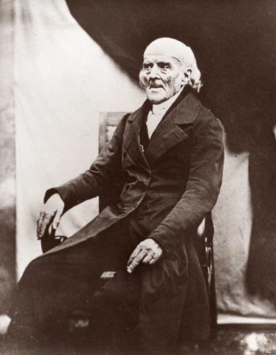 Samuel Hahnemann, founder of homeopathy