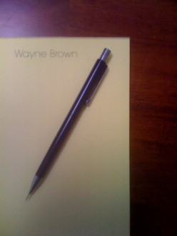 Writing Points: Things I've Learned