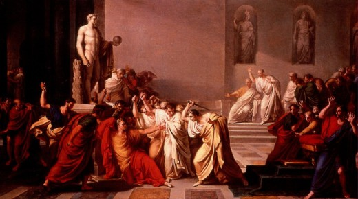 March 15 Marks The Date Of The Assassination of Caesar