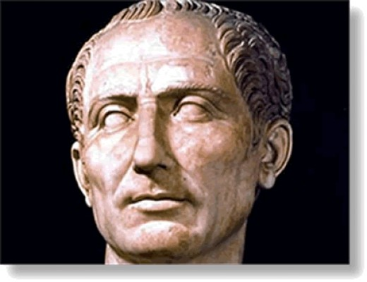 The Only Person That Should Beware Of The Ides Of March Was Caesar Himself