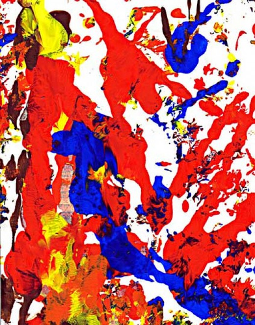 abstract paintings of love. Love Abstract Paintings