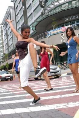 Dancing Priyamani