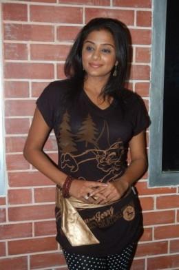 Black Dress Priyamani